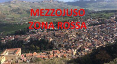 """MEZZOJUSO 'ZONA ROSSA"""" DAL 2 APRILE AL 14 APRILE 2021"""