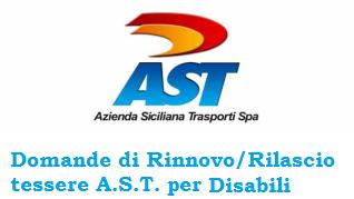 AVVISO AST INVALIDI 2022/2023 – SCADENZA 10.11.2021